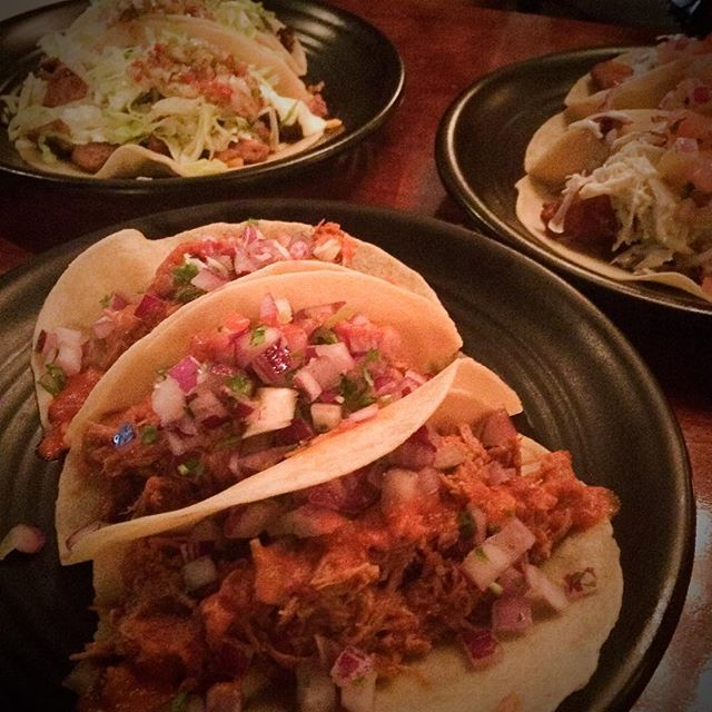Tacos - perfect (messy) finger food for sharing with your favourite pals.
