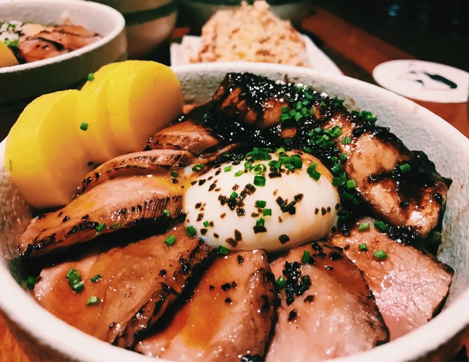 Foie Gras Truffle Yakiniku $23