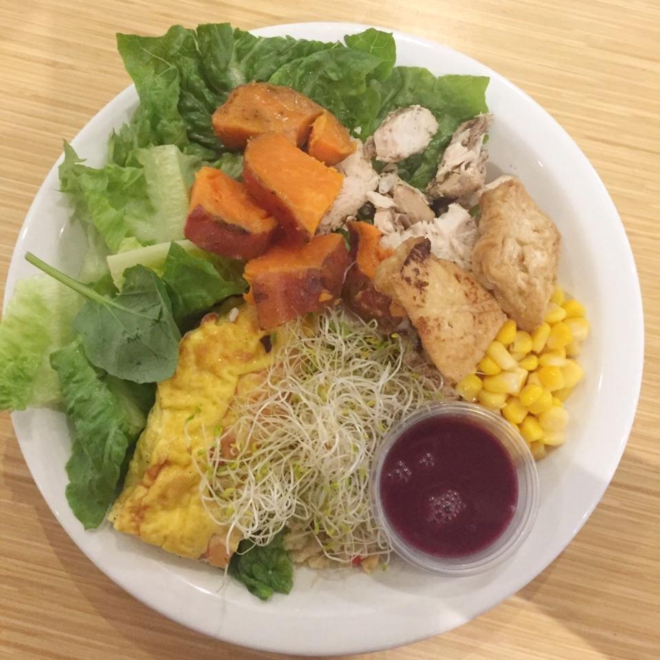 Irresistibly Hearty Salads