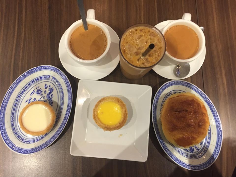 HK style High Tea
