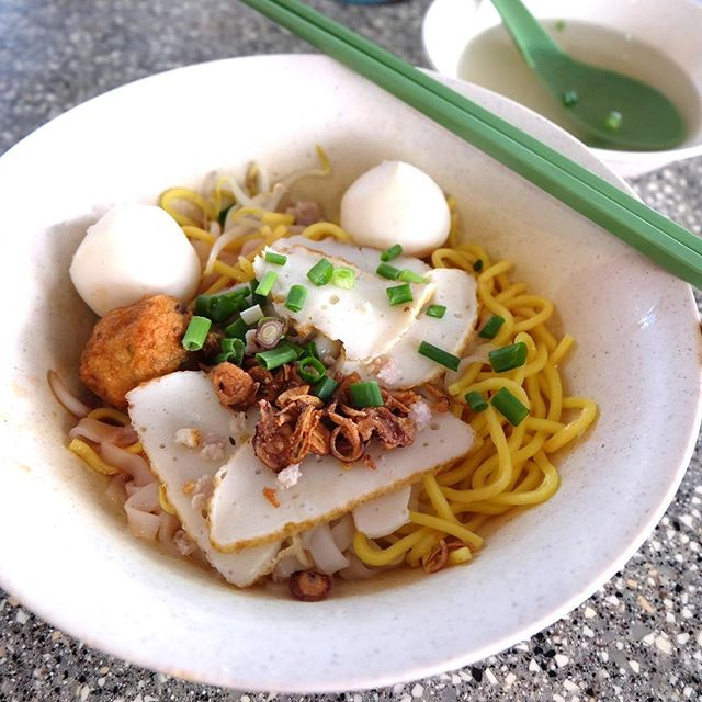 135 Fishball Noodles.