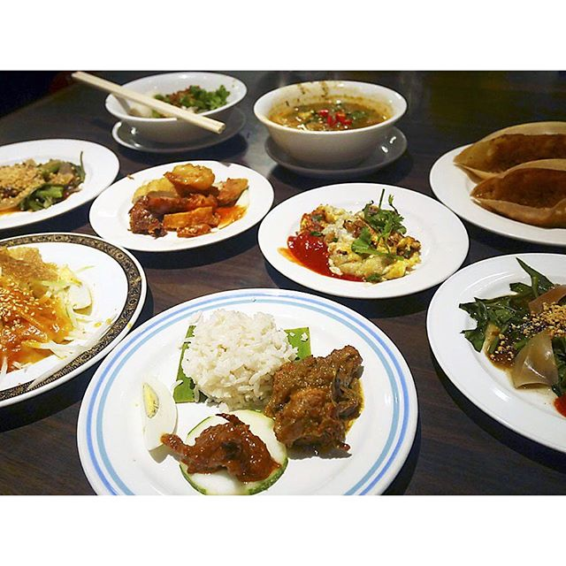 This is the last week to enjoy the Penang Hawkers' Fare with 12 stalls to choose from!