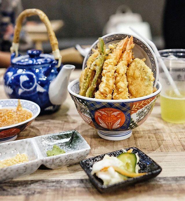 Today's OTT lunch at Don Meijin, Ramen Champion's Bugis+ newest contender.