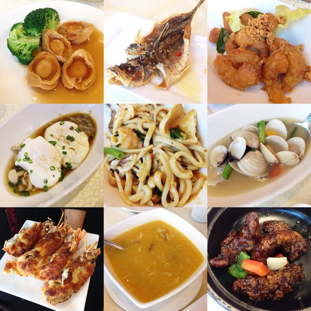 a mostly seafood a la carte lunch buffet mon 2 4 rh burpple com seafood lunch buffet near me seafood lunch buffet bangkok