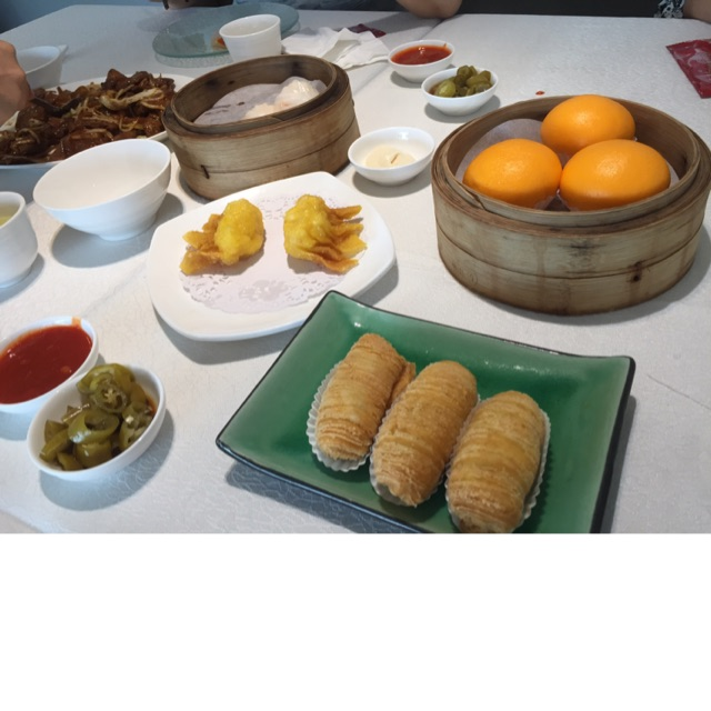 For Dim Sum In The Gardens