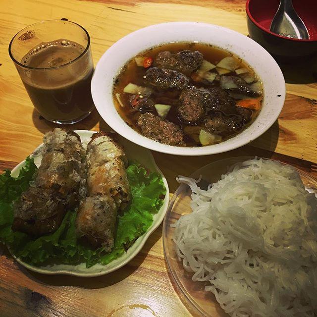 #hanoi #wnltravel #foodhunt #burpple #foodporn #buncha #musttry