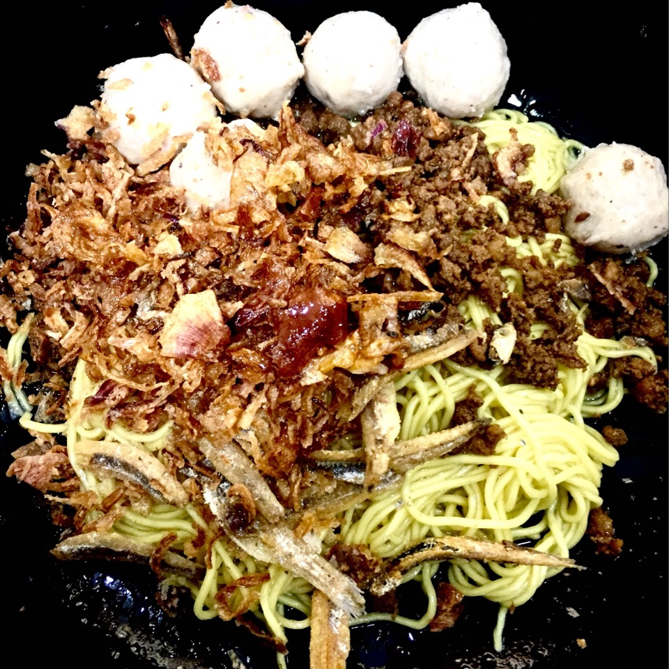 AmaZing! Meat Ball Minced Meat You Mian