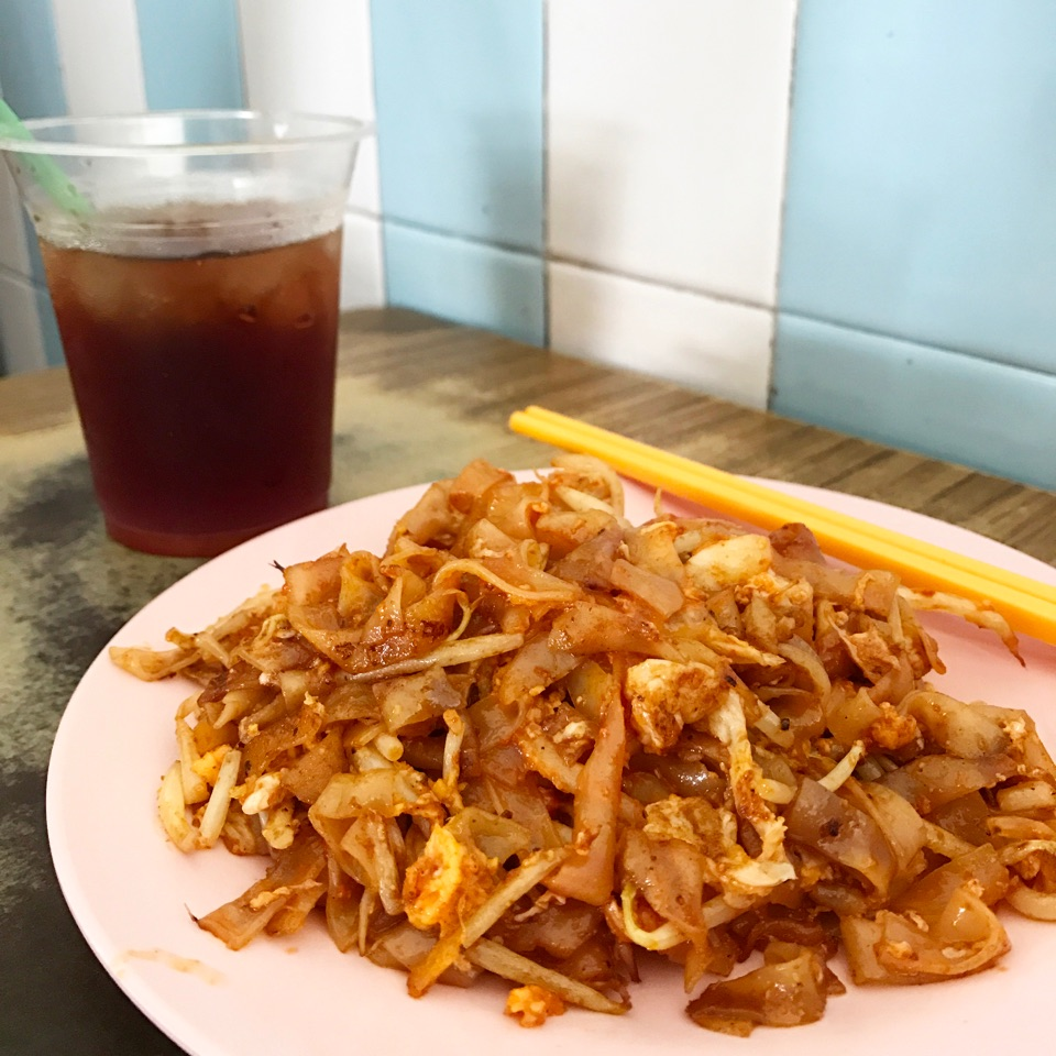 Food In Penang!