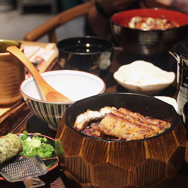 Hitsumabushi ($26.80 for normal, $35.80 for large)