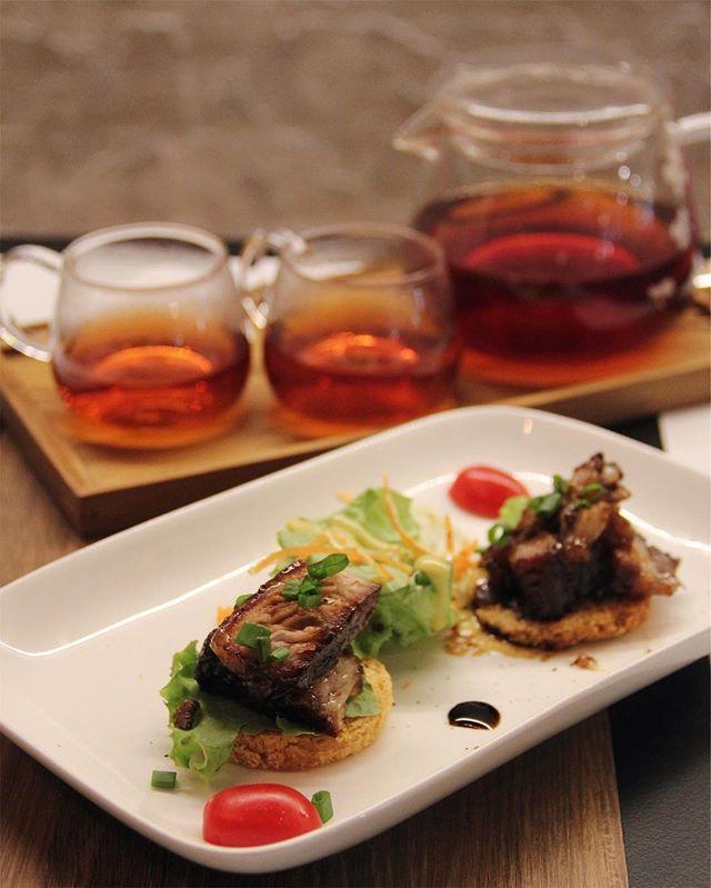 Dilmah Tea Inspired Menu!