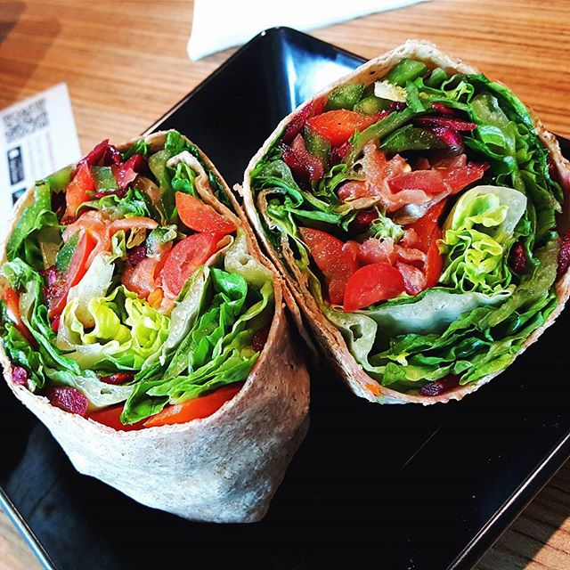 If I were to work in the CBD area, my motivation to go to work would probably be to try every single salad and wrap stall in the area.