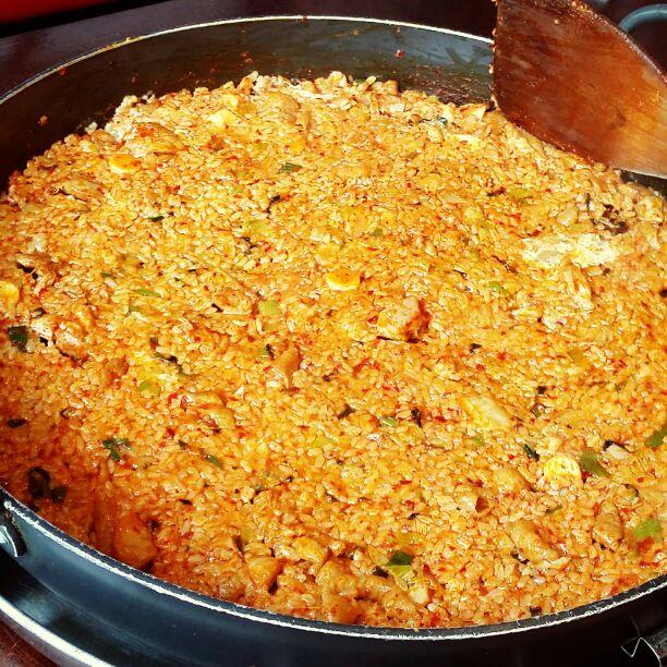 Chicken Galbi Rice