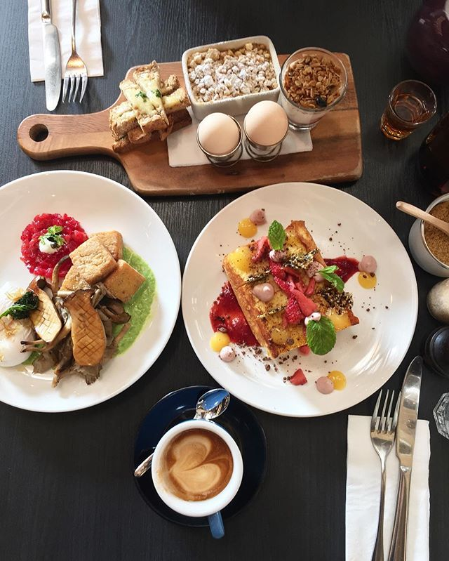 Awesome Breakfast @ Bangsar