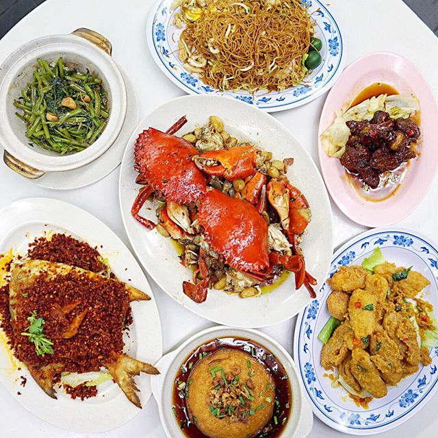Spent yet another free day tucking into a no-frills zichar affair at this homegrown eatery serving a variety of Chinese delicacies invoking much nostalgia through a heartwarming meal.