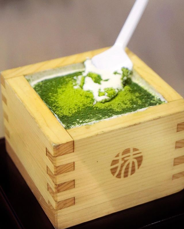 #FunFact: Consuming green tea in the form of matcha gives you 10-15 more nutrients.