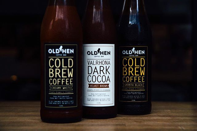 Cold brew black, dark cocoa or creamy white?