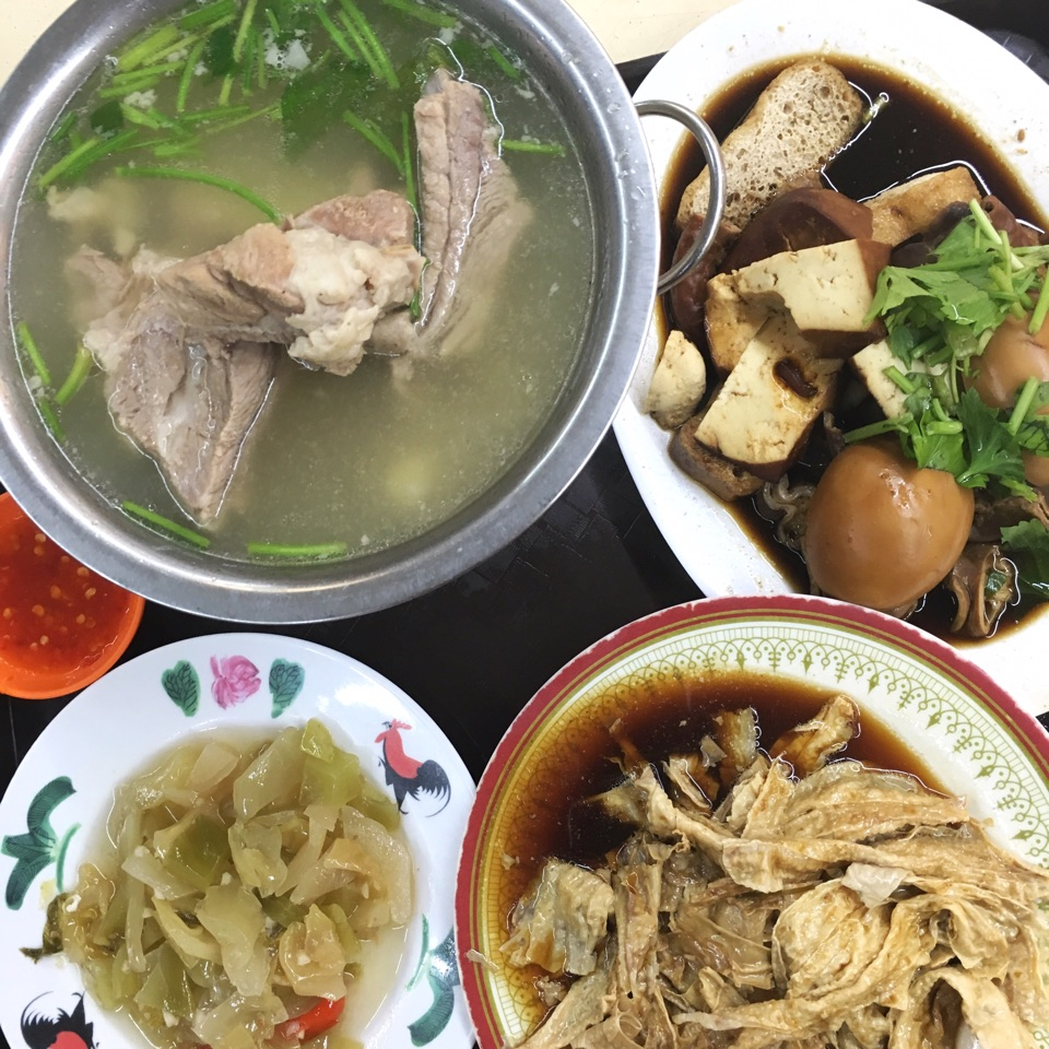 Cheng Heng Kway Chap And Braised Duck Rice (Holland Drive ...