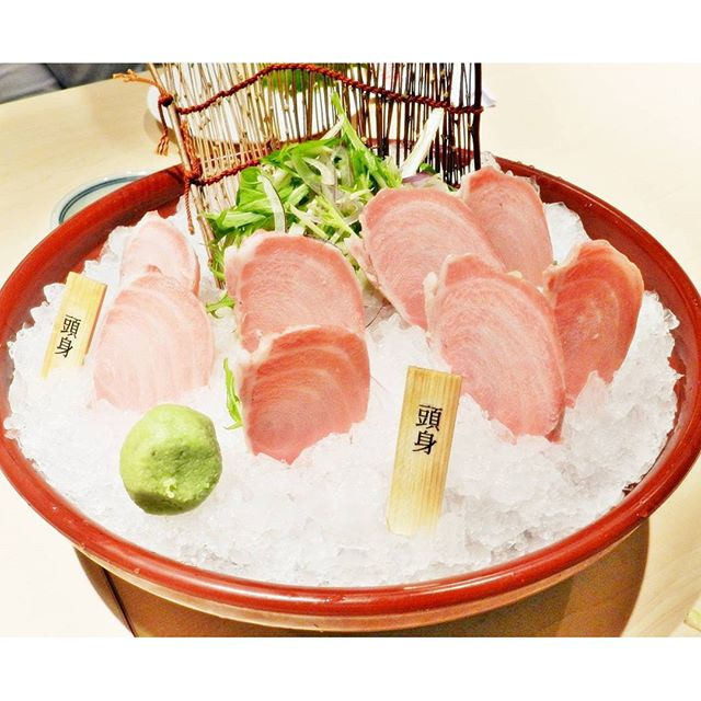 Hon Maguro Tomi / Bluefin Tuna Head @ Maguro-Donya Miura-Misaki-Kou Sushi & Dining.