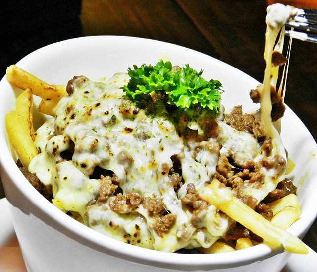Poutine (SGD $13) @ Nassim Hill Bakery Bistro Bar.