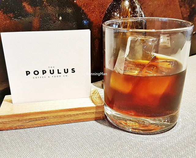 Cold Drip Coffee (SGD $6) @ The Populus.