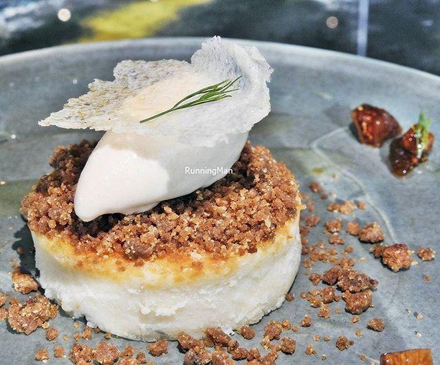 Brie Gorgonzola Cheese Cake (SGD $24) @ 2am Dessert Bar.