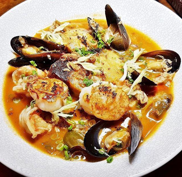 Seafood Ciambotta (SGD $38) @ Wine & Chef.