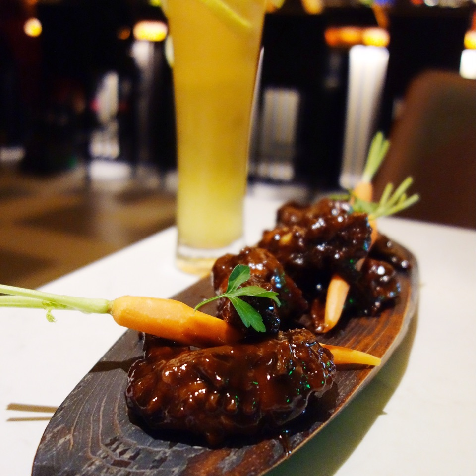 KUVO Coffee Hot Wings and Brewski Yen • S$14++ and $21++