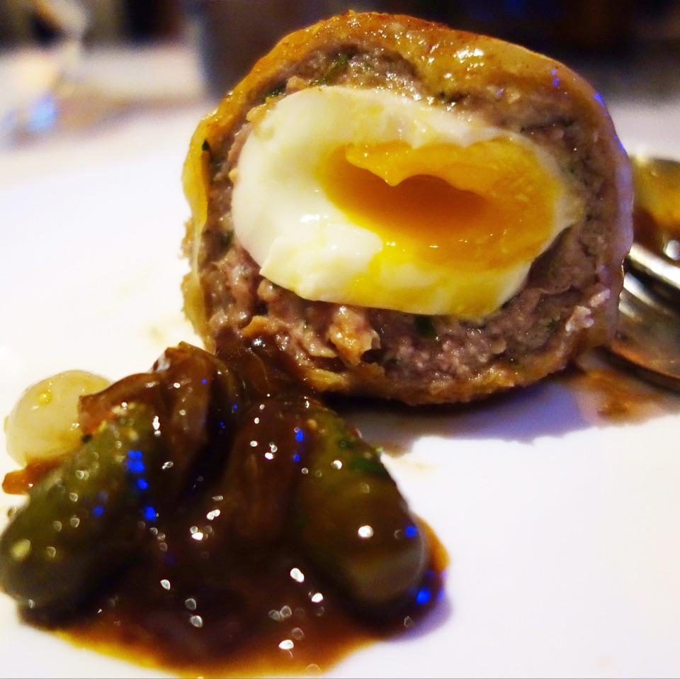 English Scotch Egg (S$14++)