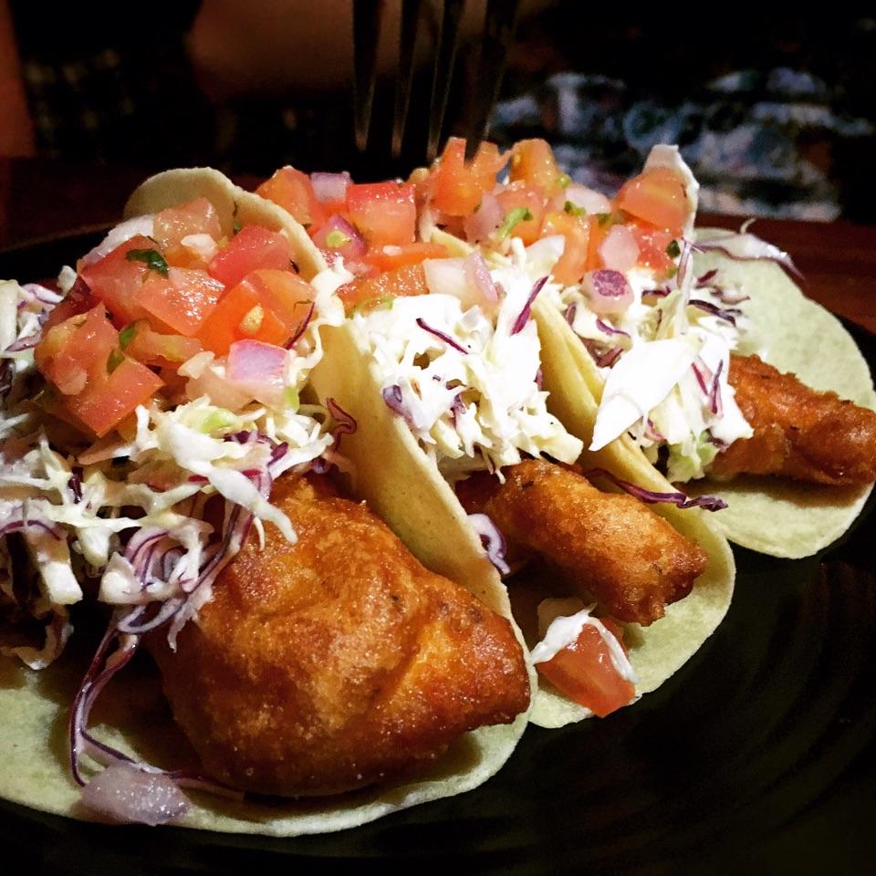 Baja Fish Urban Tacos • S$11/15++ for 2/3 Tacos
