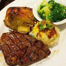 Steak Combo.