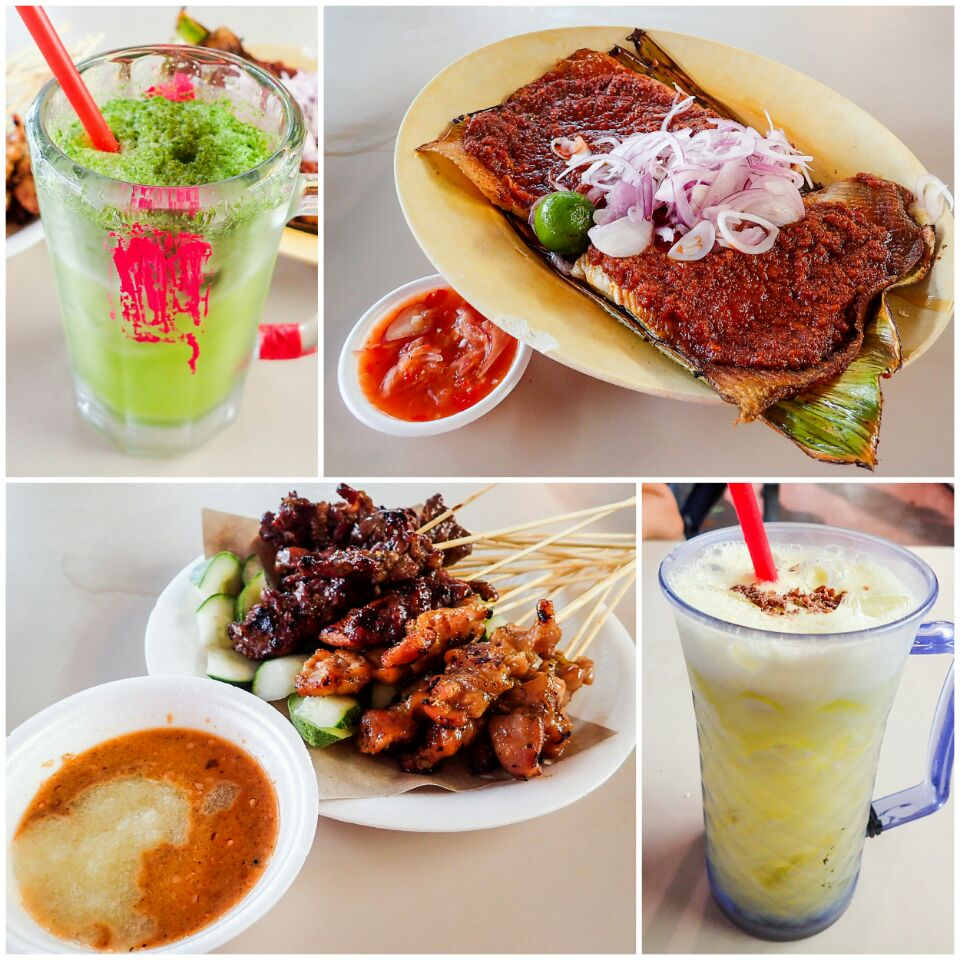 Hawker Gastronomic Delights