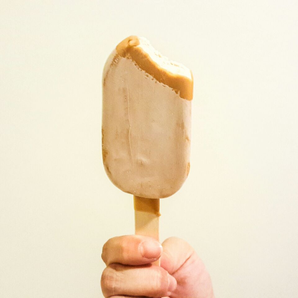 Salted Caramel Ice Cream ($1.20)