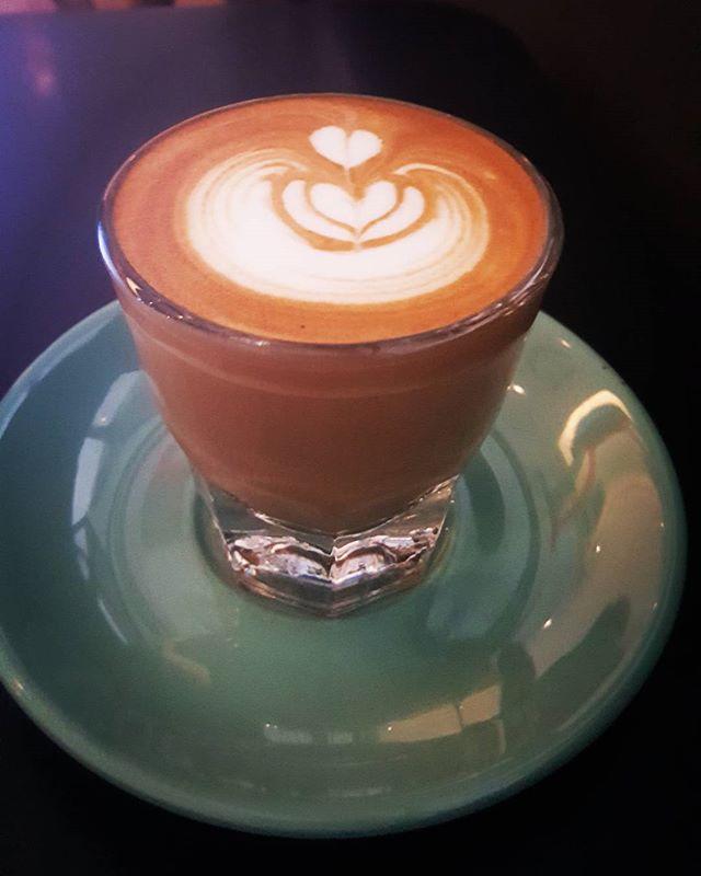 Keep Calm and Drink Picollo Coffee #remotework #coffeeday #burpple #burpplekl #revisit