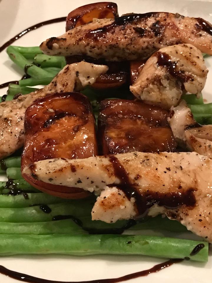 Balsamic Vinegar Grilled Chicken