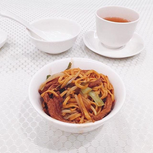 Up next is noodle dish.