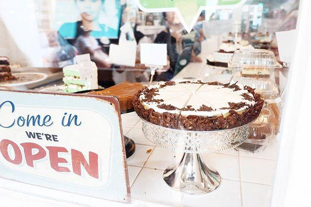 Cake heaven 🌞☁☁☁