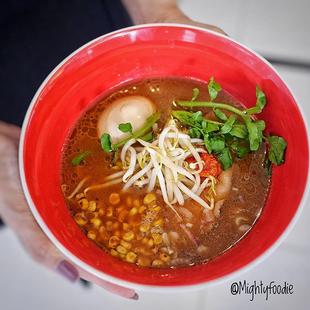 Do you know that @tsutasingapore Tsuta the Michelin-starred ramen eatery has opened its Second Oultet at Tai Seng?
