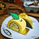 White Chocolate Mango Roll @gudetamacafesg .