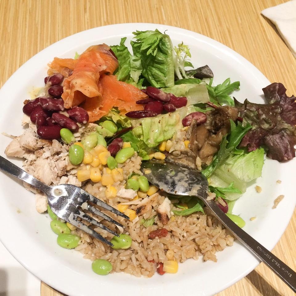 Salad Places