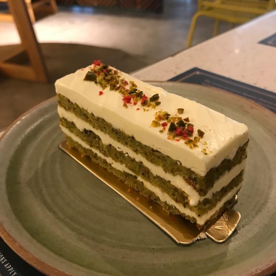 Pistachio Torte ($6)