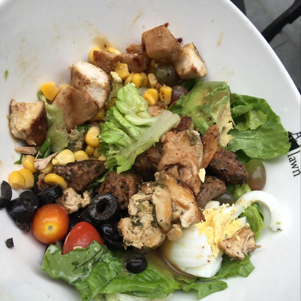 Chicken On Chicken Salad