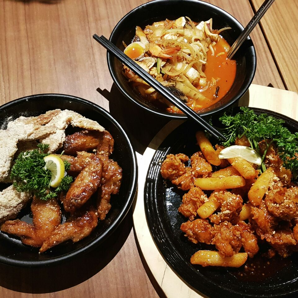 Twins Korean Restaurant
