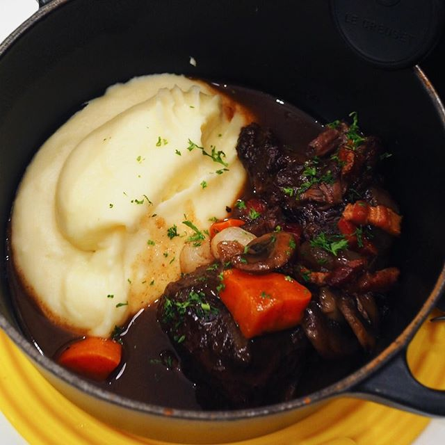 """""""The Beef Cheek ($35) is one my favourite mains here"""" said @merissagoh • """"Really?"""" I thought."""