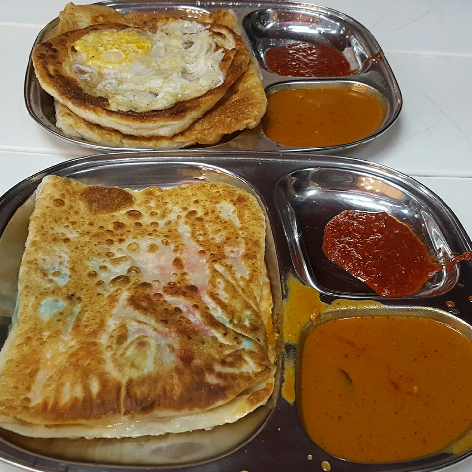 My #1 Favourite Prata
