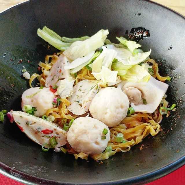 The Fishball Story, 鱼缘, for lunch today.