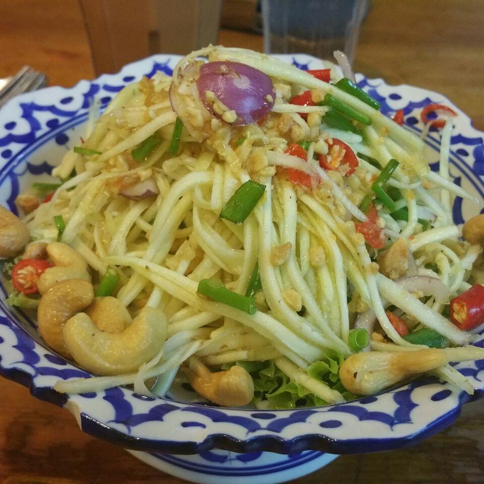 Thai Mango Salad $5