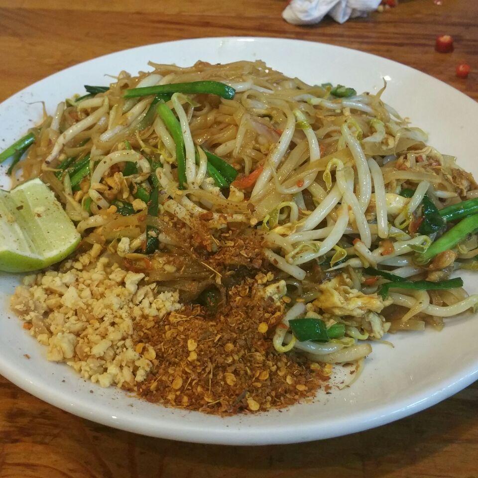 Pad Thai Noodles $5.00
