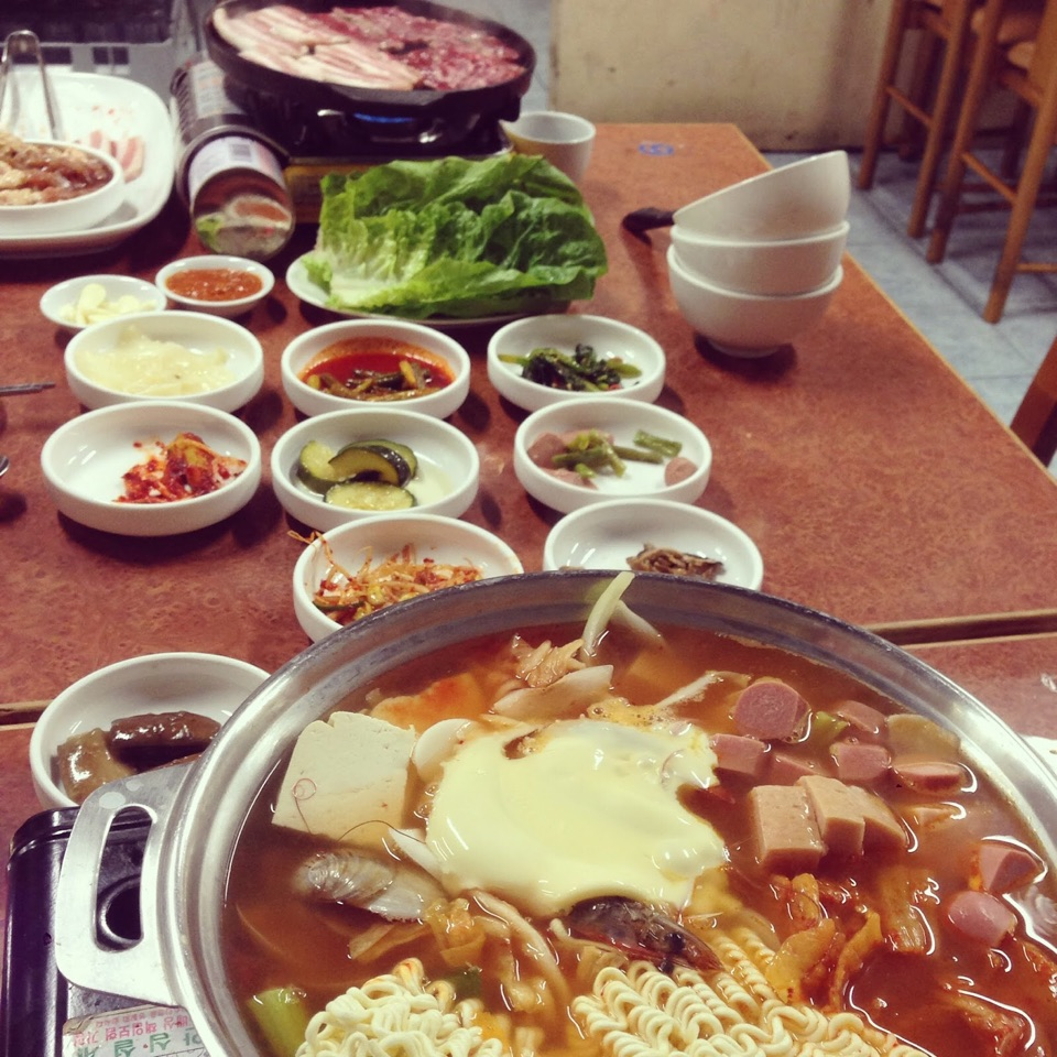 Korean food that never disappoints!