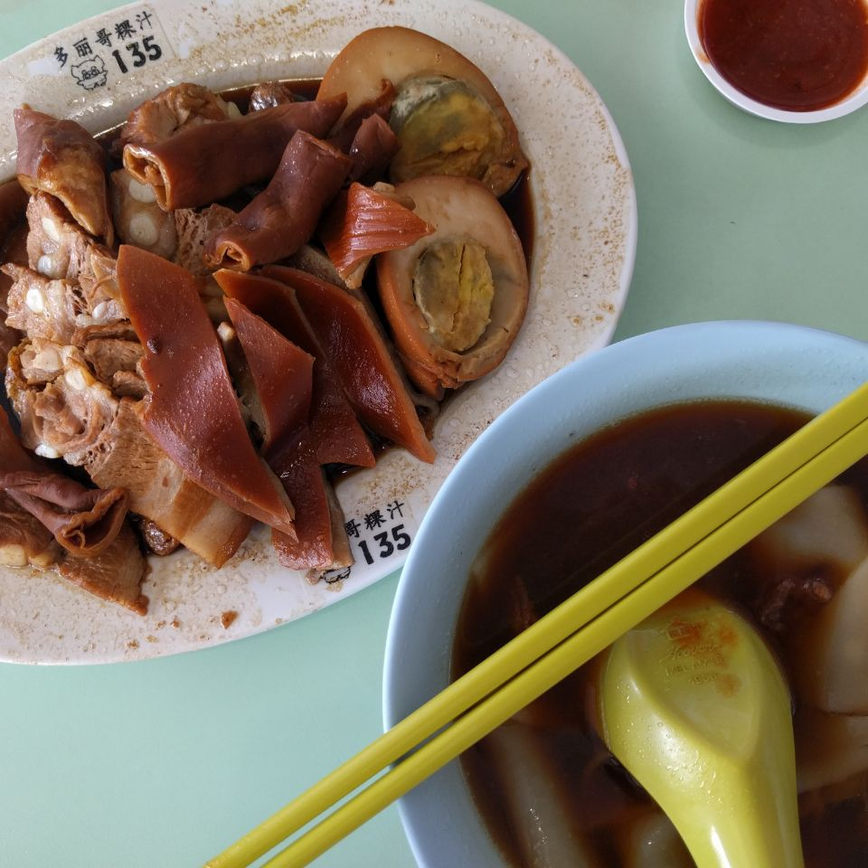Kway Chap for 1 person $5.40