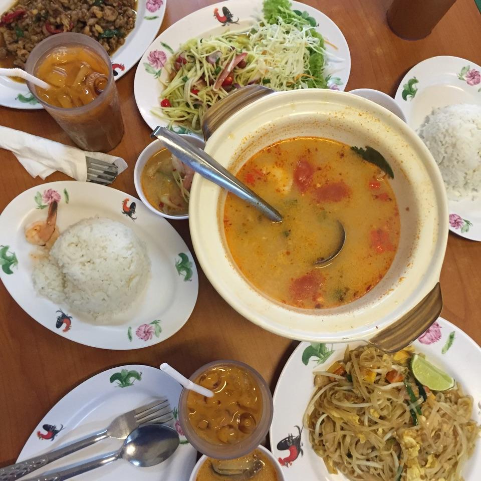 Pocket Friendly Thai Food